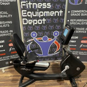 Life Fitness 95R Discover SI Recumbent Bike *Refurbished* FREE SHIPPING