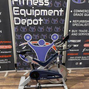 Star Trac V-Bike Indoor Cycling w/Comp *Refurbished* FREE SHIPPING