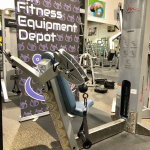 FreeMotion Epic Series Chest *Refurbished*